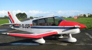 DR400 F-GJQR