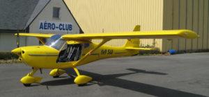 ULM FK9 F-JXXD