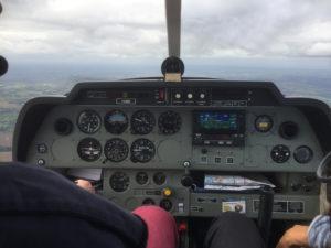 Apprendre à piloter un avion