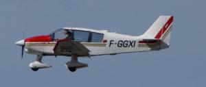 DR400 F-GGXI